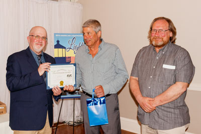 Cape Cod Chapter Ron Hewins
