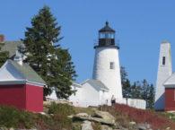 "ALF Honors ""Team"" Pemaquid Point Lighthouse"