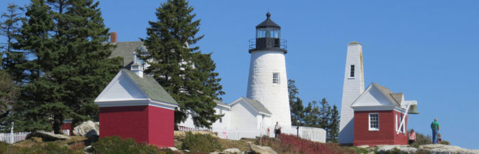 "ALF Honors ""Team"" Pemaquid Point Lighthouse"