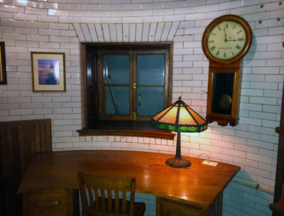 Graves Light interior