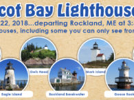 Penobscot Bay Lighthouse Cruise