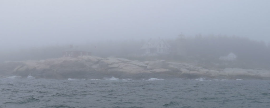 Whitehead Light Station, Maine
