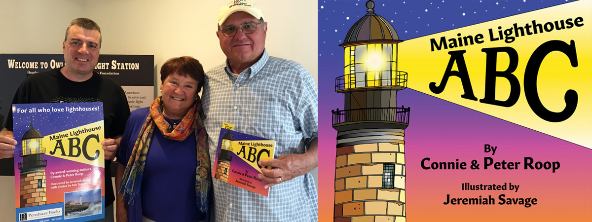 Maine Lighthouse ABC