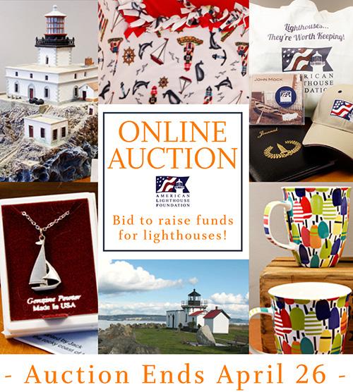 ALF Online Auction Fundraiser