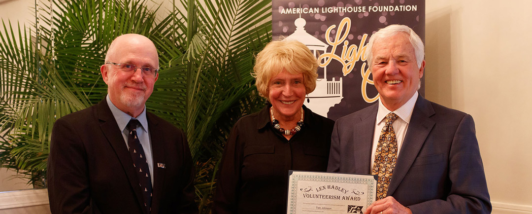 FOWIL's Tish Johnson Honored with ALF Volunteer Award