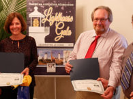 ALF Cape Cod Chapter Len Hadley Volunteer Awardees