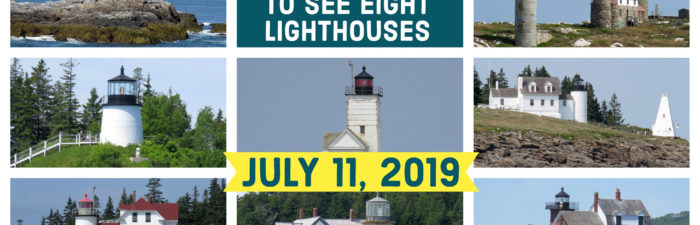 Matinicus Lighthouse Cruise Graphic