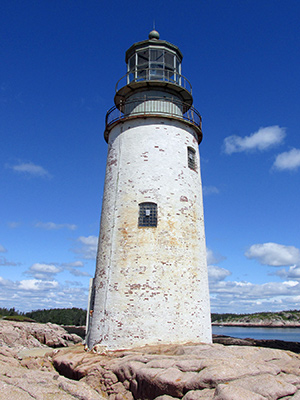 Moose Peak Lighthouse