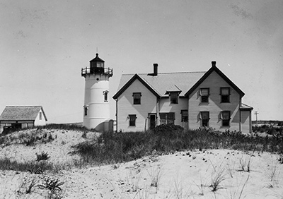Race Point keeper's house