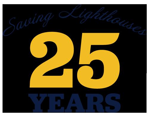 Saving Lighthouses 25 Years!