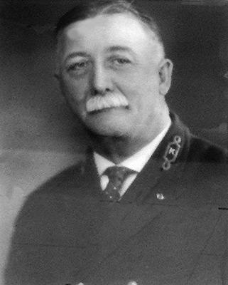 Keeper Joseph H. Upton
