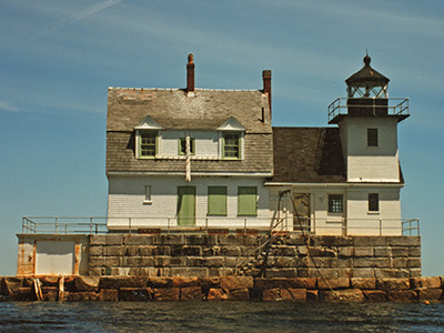 Rockland Breakwater Light