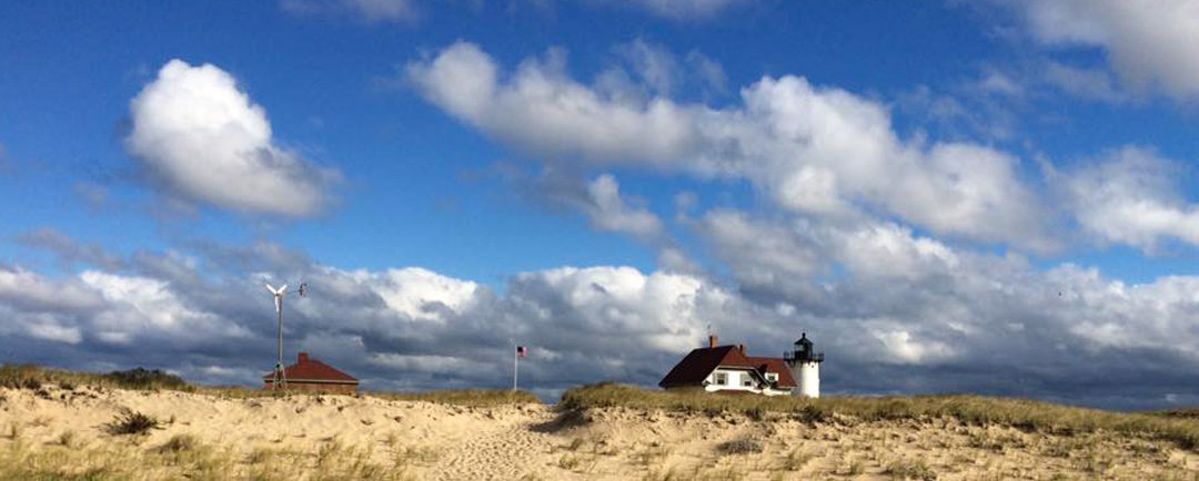 I Love This Place – Race Point Light Station