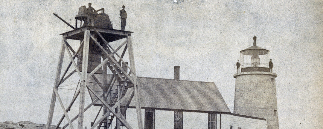 The Position of Lighthouse Keeper in 1852