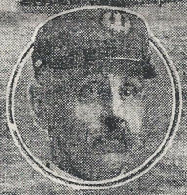 Keeper Walter Amee