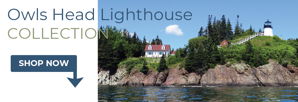 Shop Owls Head Lighthouse Souvenirs
