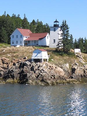 Burnt Coat Harbor Light