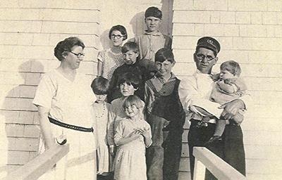 Corbett family