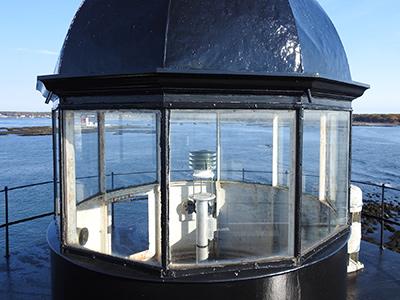 Lantern at Whaleback