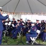 The United States Coast Guard band