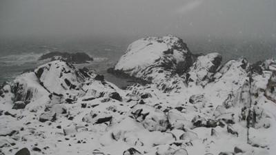 Winter gale