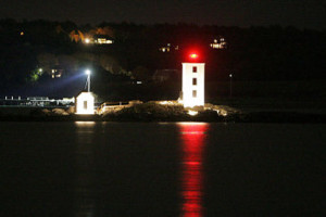 Dutch Island Lighthouse
