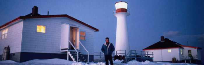 Cross Island Light Station