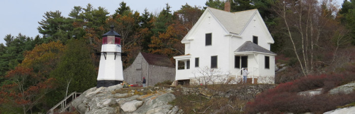 Perkins Island Light Station