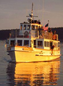Lighthouse Sunset Cruise