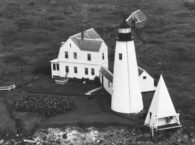 Wood Island Light Station, Maine
