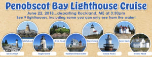 Penobscot Bay Lighthouse Cruise